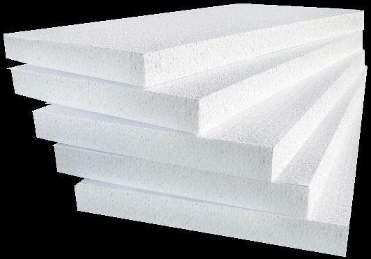 Пенопласт теплоизоляция, пенополистирол белый